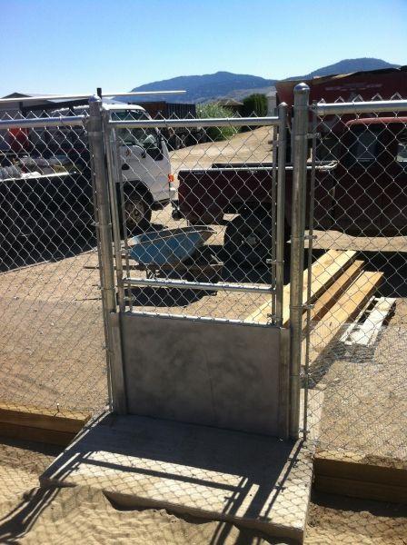 snake-proof-gate